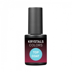 "New ""Krystal Colors"" top coat"
