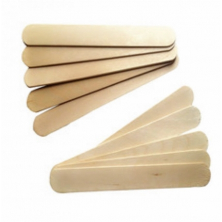 Waxing spatula for body