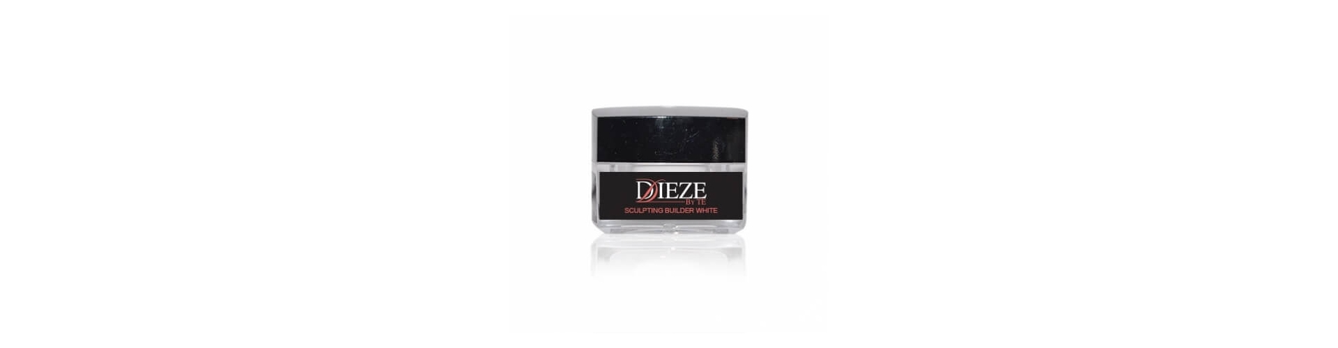 You want a french manicure? DIEZE offers gels to make classical french